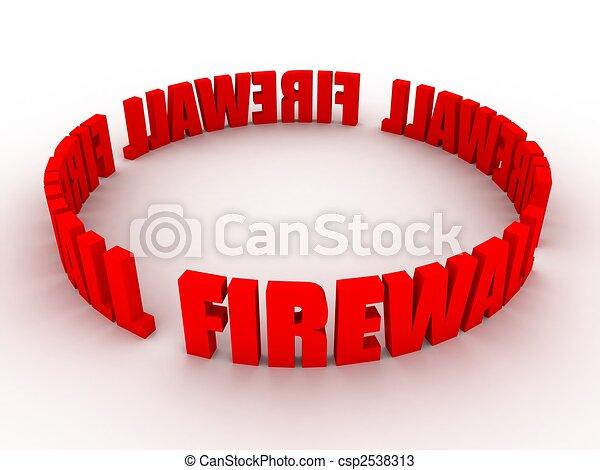 firewall - csp2538313