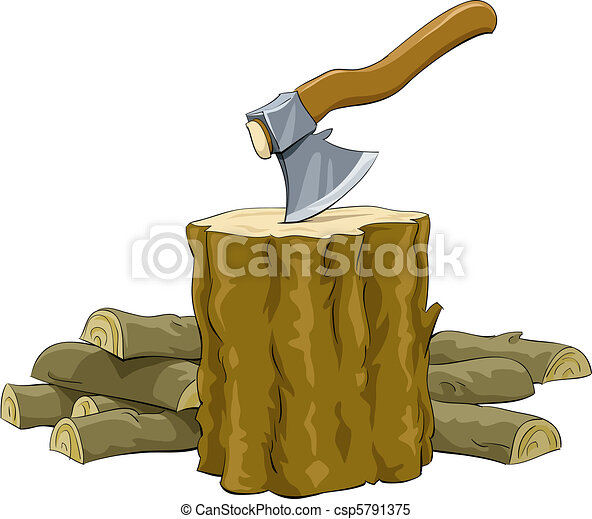 Firewood - csp5791375