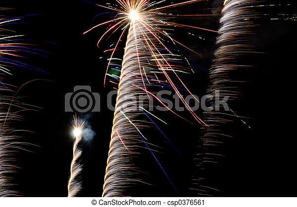 Fireworks 5 - csp0376561