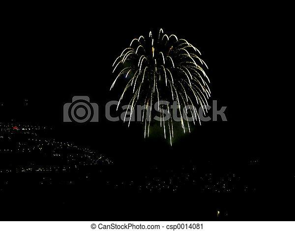 Fireworks II - csp0014081