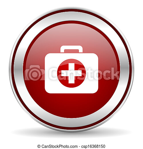 first aid icon - csp16368150