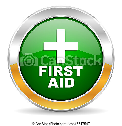 first aid icon - csp16647547