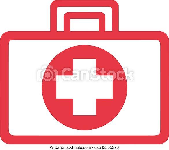 First Aid Kit - csp43555376