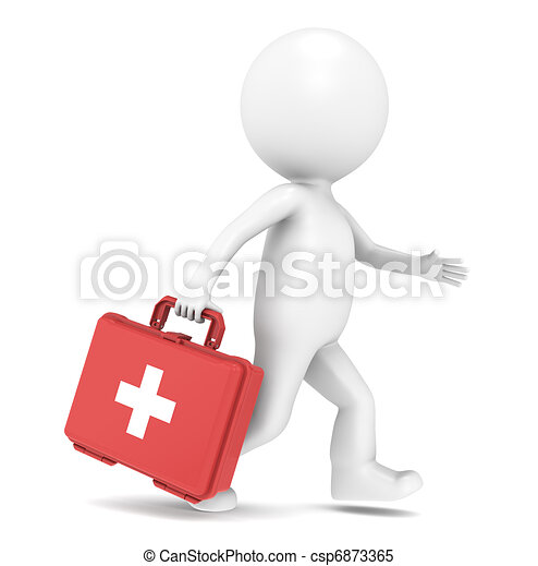 First Aid Kit - csp6873365