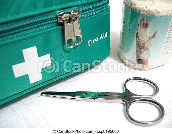 First Aid - csp0195680