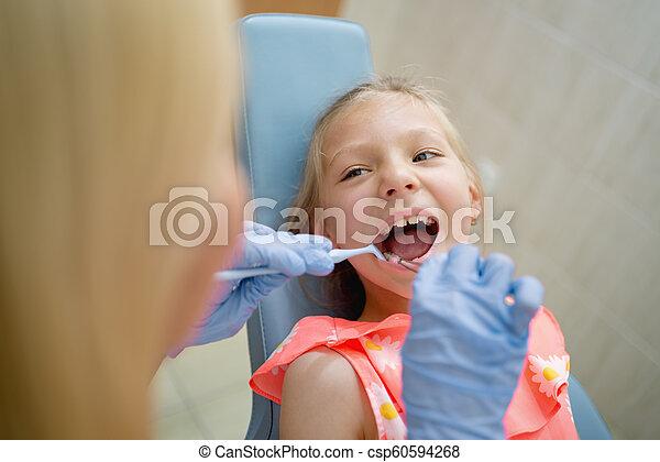 First Dental Visit - csp60594268