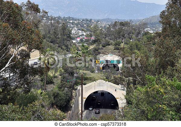 First Freeway - csp57373318