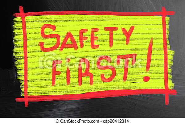 first!, sicherheit - csp20412314