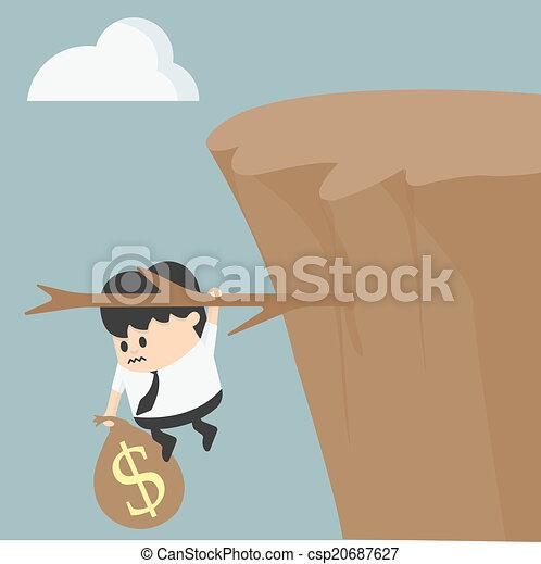 Fiscal cliff - csp20687627