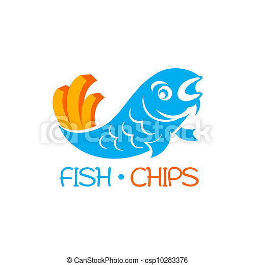 fish, patatine fritte - csp10283376