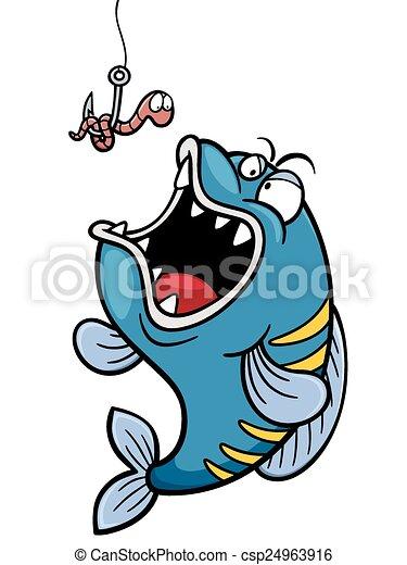 Fish - csp24963916