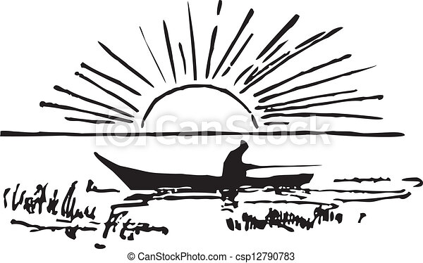 fisherman in boat a fisherman in a boat the rising sun fishing boat clip art black and white fishing boat clip art boys fishing
