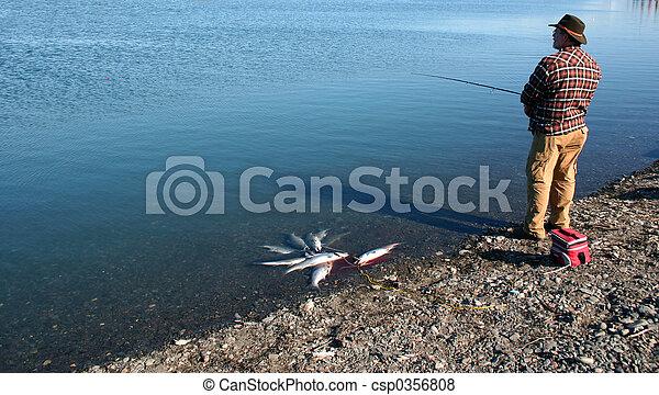 Fisherman - csp0356808