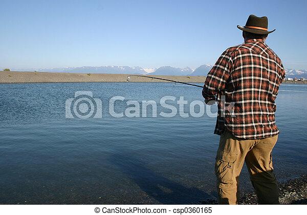 Fisherman - csp0360165