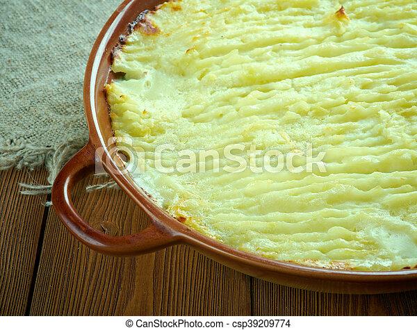 Fishermans Pie - csp39209774
