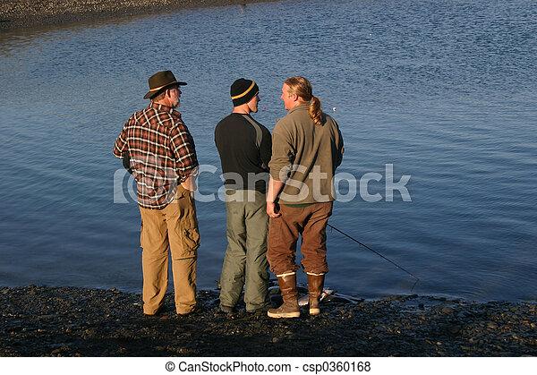 Fishermen - csp0360168