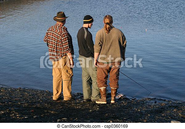 Fishermen - csp0360169