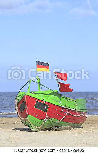 Fishing Boat - csp10729405