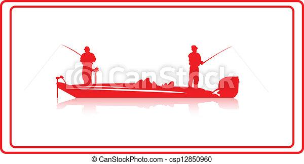 Fishing. - csp12850960