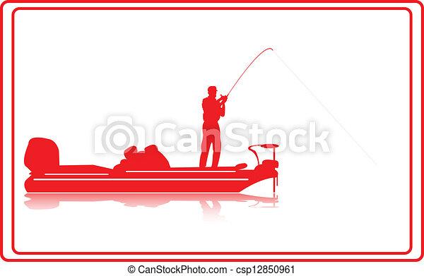 Fishing. - csp12850961