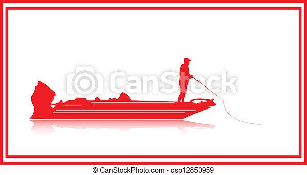 Fishing. - csp12850959