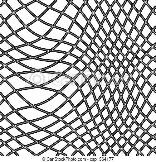 fishing net - csp1364177