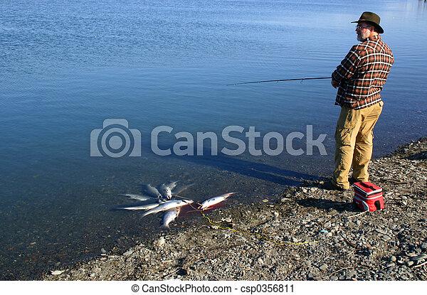 Fishing - csp0356811