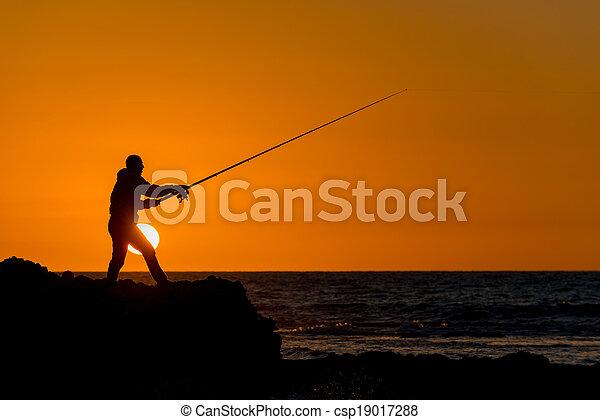 fishing - csp19017288