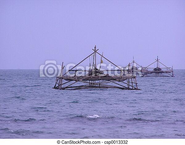 Fishing platform - csp0013332