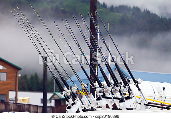 Fishing Poles - csp20190398