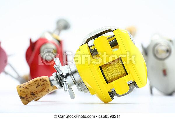 fishing reel - csp8598211