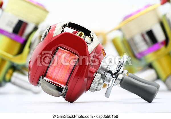 fishing reel - csp8598158
