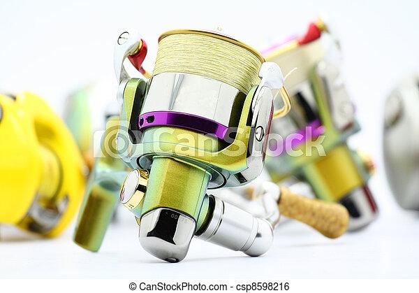 fishing reel - csp8598216