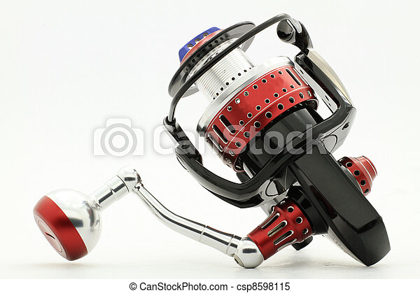 fishing reel - csp8598115