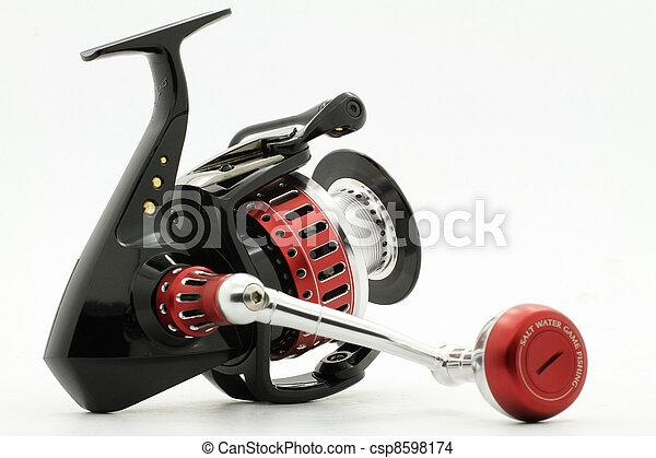 fishing reel - csp8598174