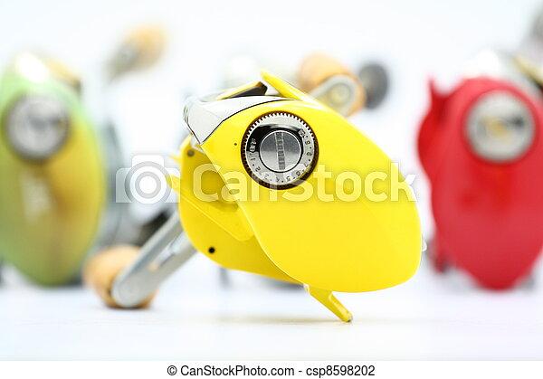 fishing reel - csp8598202