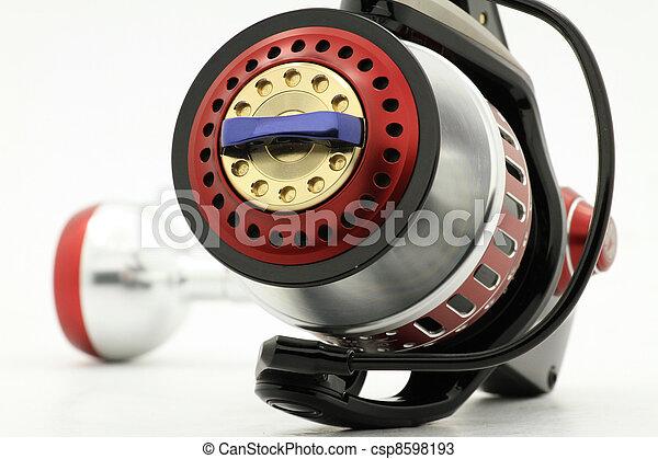 fishing reel - csp8598193