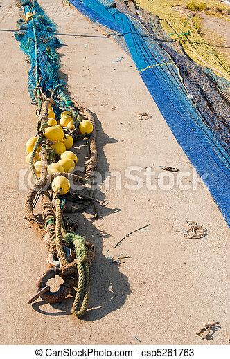 Fishing tackle - csp5261763
