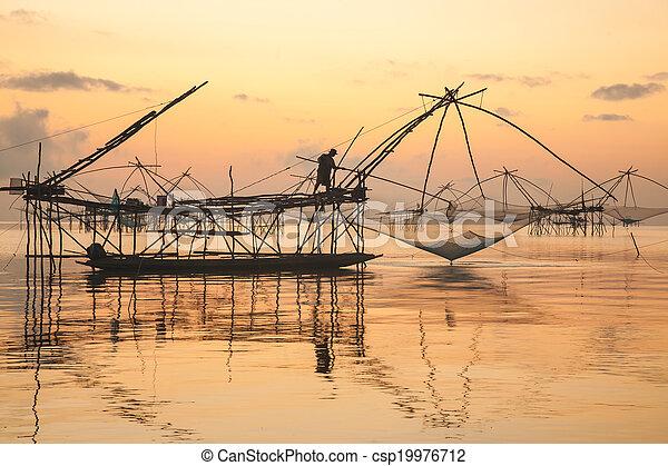 Fishing Tool - csp19976712