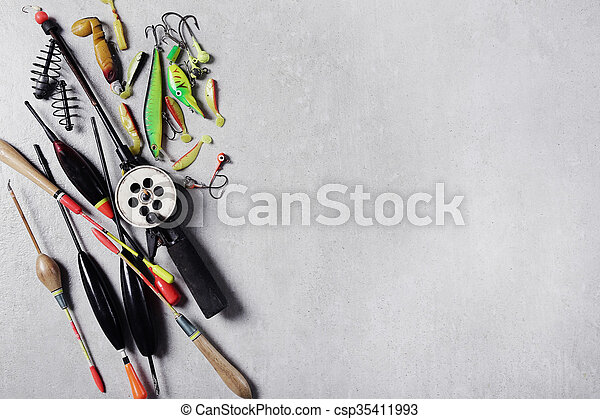 Fishing tools - csp35411993