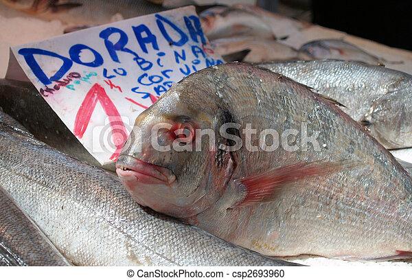 Fishmarket - csp2693960