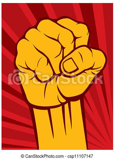 fist - csp11107147