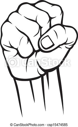 fist - csp15474585