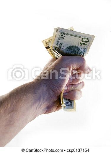 Fist of Money - csp0137154
