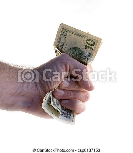 Fist of Money - csp0137153