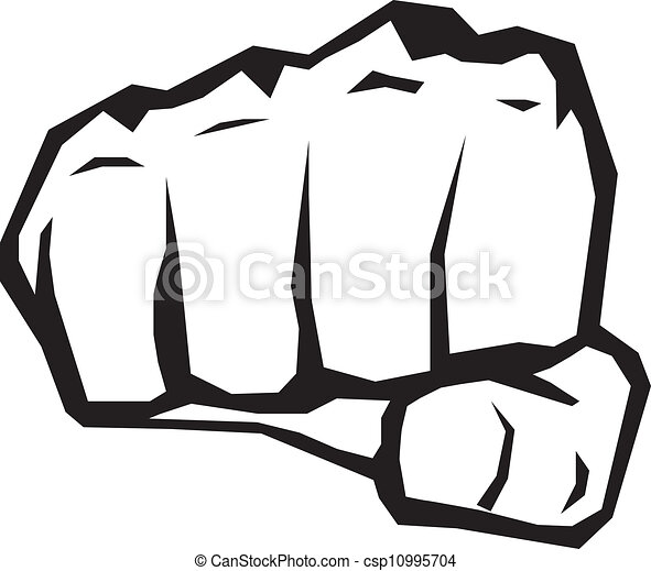 freedom concept vector black and white fist silhouette vector rh canstockphoto com vector festival vector fish hook