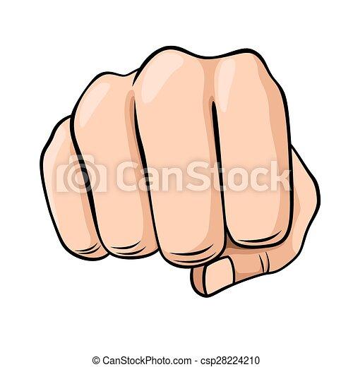 Fist - csp28224210