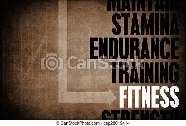fitness - csp28019414