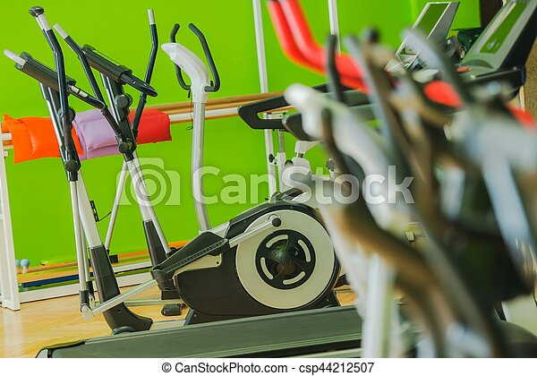 Fitness Center Equipment - csp44212507