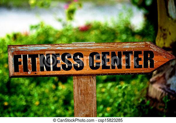 Fitness Center - csp15823285
